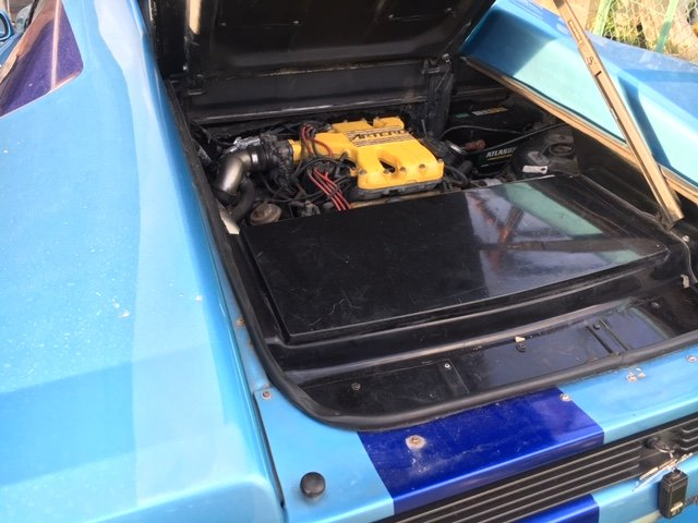 1986 Pontiac Fiero SE Pisa Artero For Sale (picture 5 of 6)