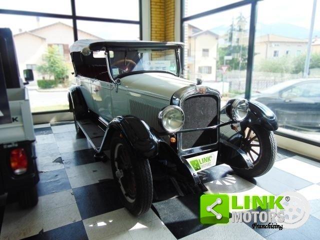 Pontiac 6 Tourer 6-27, anno 1926, iscritta ASI, restaurata  For Sale (picture 2 of 6)