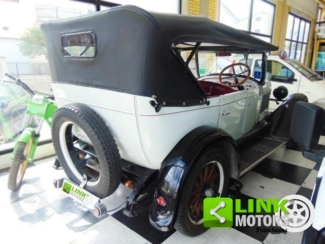 Pontiac 6 Tourer 6-27, anno 1926, iscritta ASI, restaurata  For Sale (picture 3 of 6)