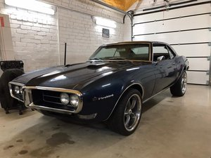 1968 Pontiac Firebird for sale For Sale