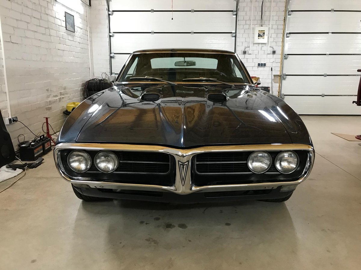 1968 Pontiac Firebird for sale For Sale (picture 3 of 5)