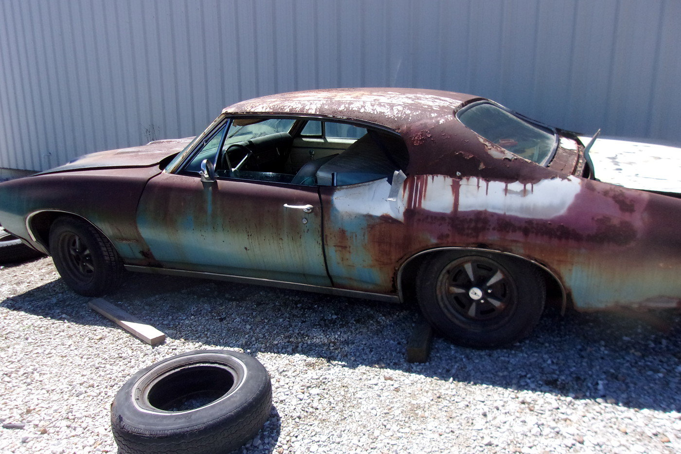 1968 Pontiac GTO with the 400, 4sp and air  For Sale (picture 3 of 6)