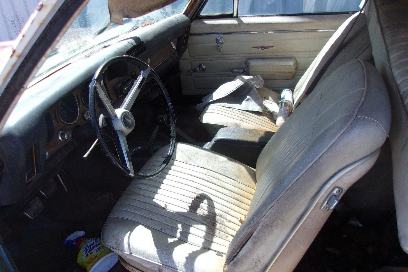 1968 Pontiac GTO with the 400, 4sp and air  For Sale (picture 4 of 6)
