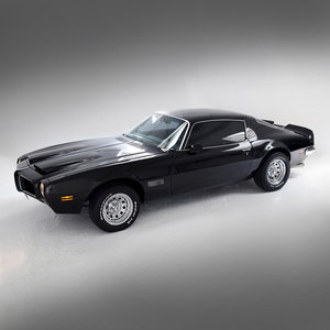 1971 PONTIAC FIREBIRD 400 AUTOMATIC V8