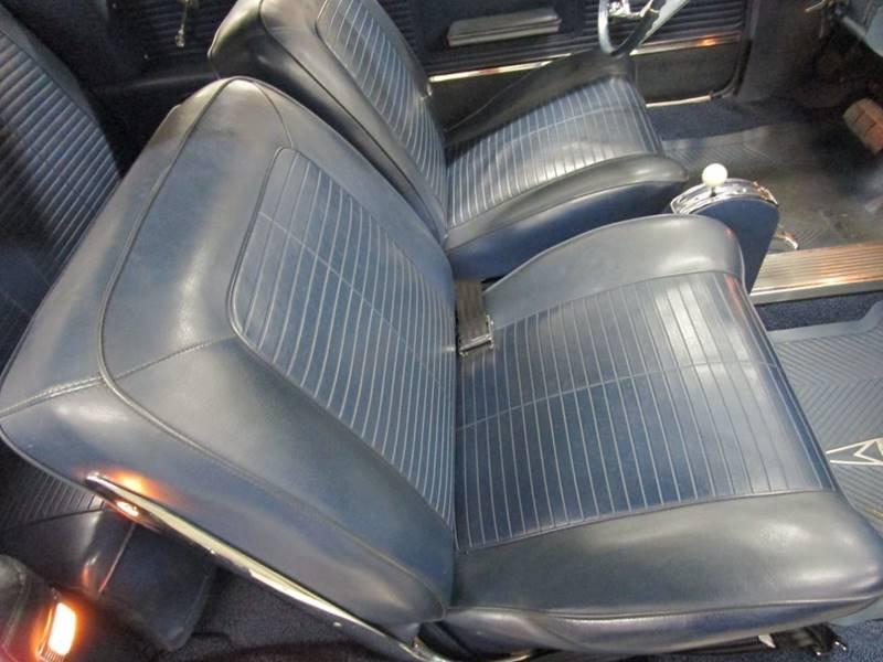 1963 Pontiac LeMans 326ci RARE Floor shifter  For Sale (picture 4 of 6)