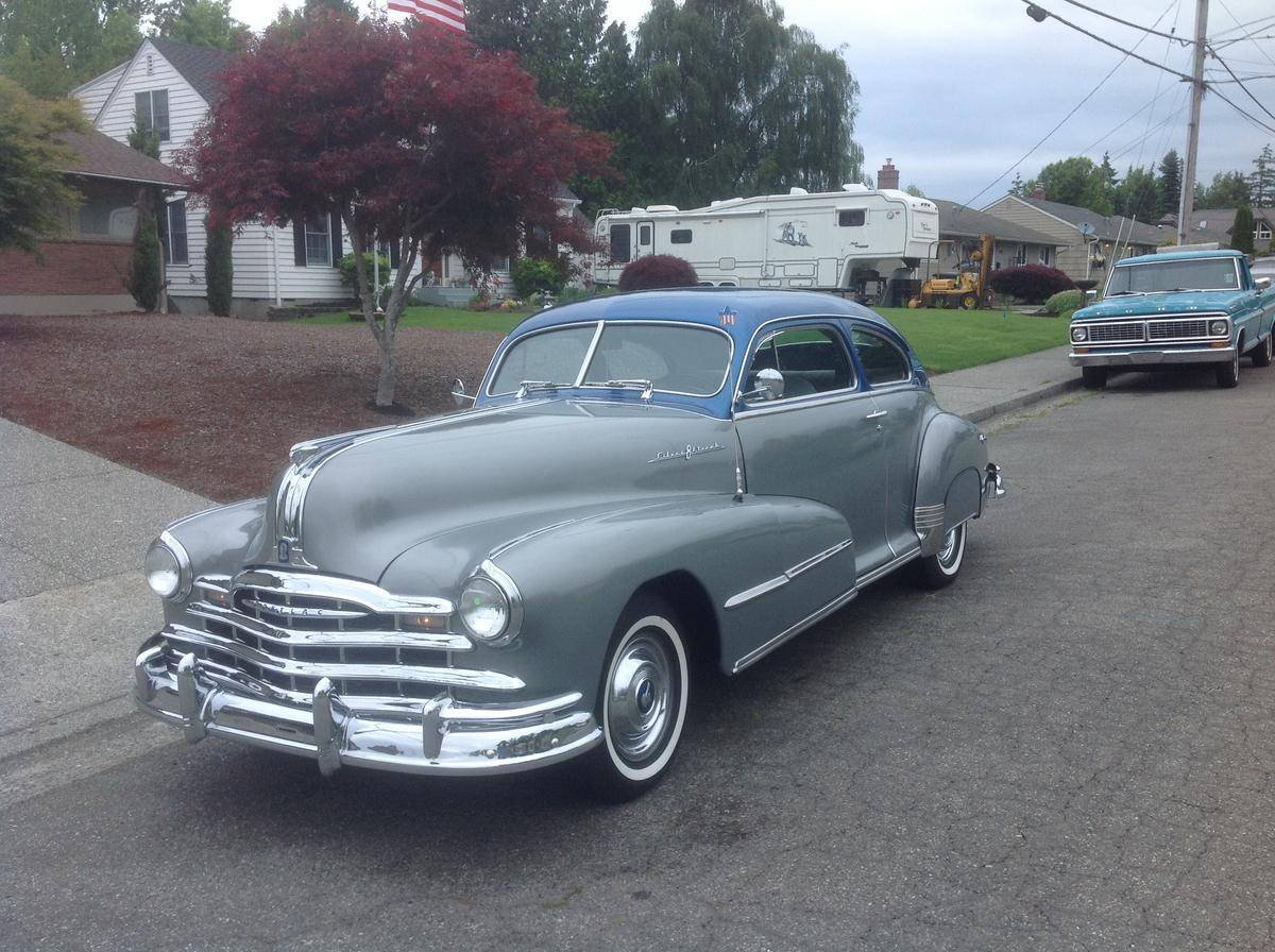 1948 Pontiac Torpedo Sedanette For Sale (picture 1 of 6)