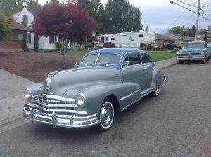 1948 PontiacSedanette For Sale