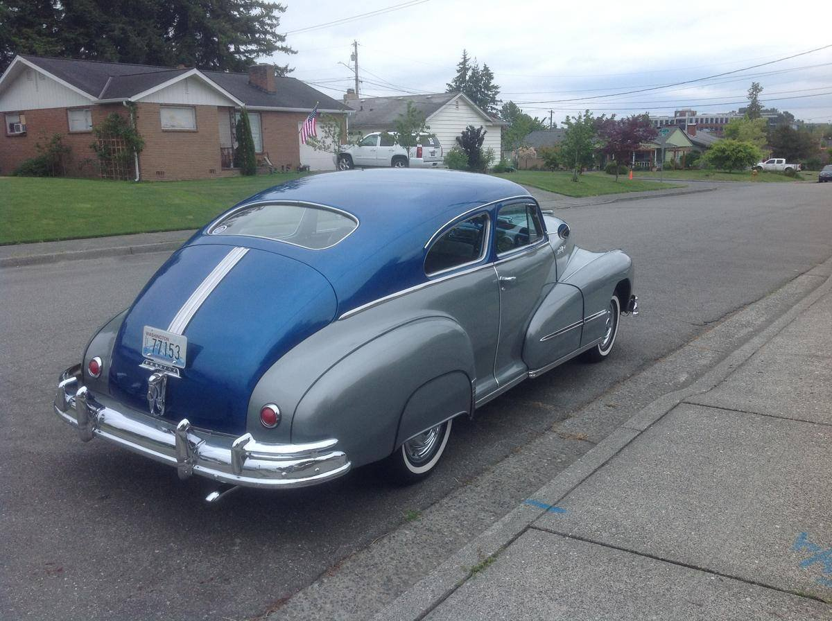 1948 PontiacSedanette For Sale (picture 3 of 6)