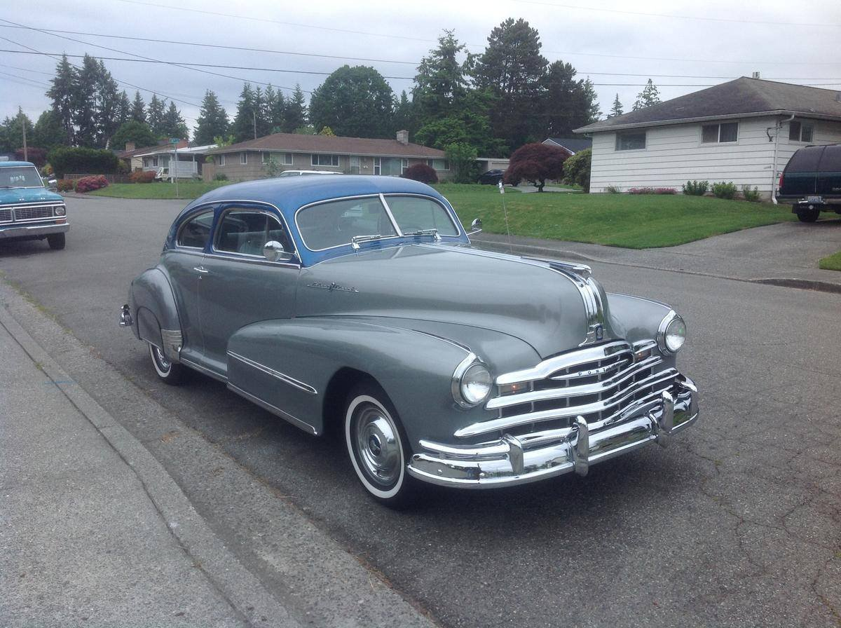 1948 Pontiac Torpedo Sedanette For Sale (picture 2 of 6)