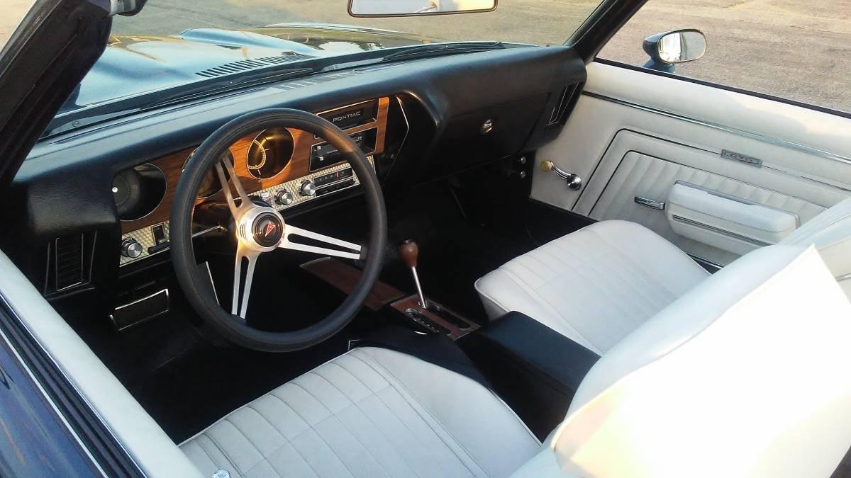 1970 Pontiac GTO Convertible (Springfield, IL) $62,500 obo For Sale (picture 4 of 6)