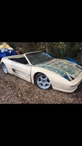 1989 Ferrari 355 kit car based on Pontiac fiero 2.8V6