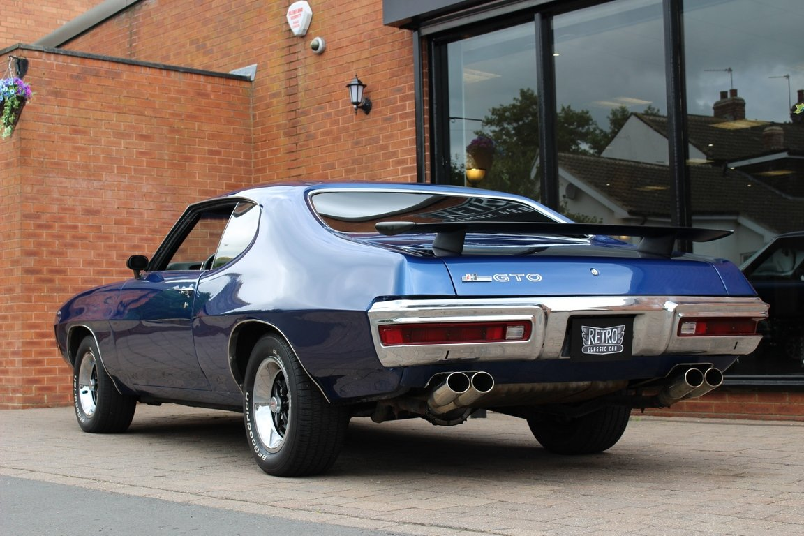 1970 Pontiac GTO 400 6.6 V8  SOLD (picture 4 of 6)
