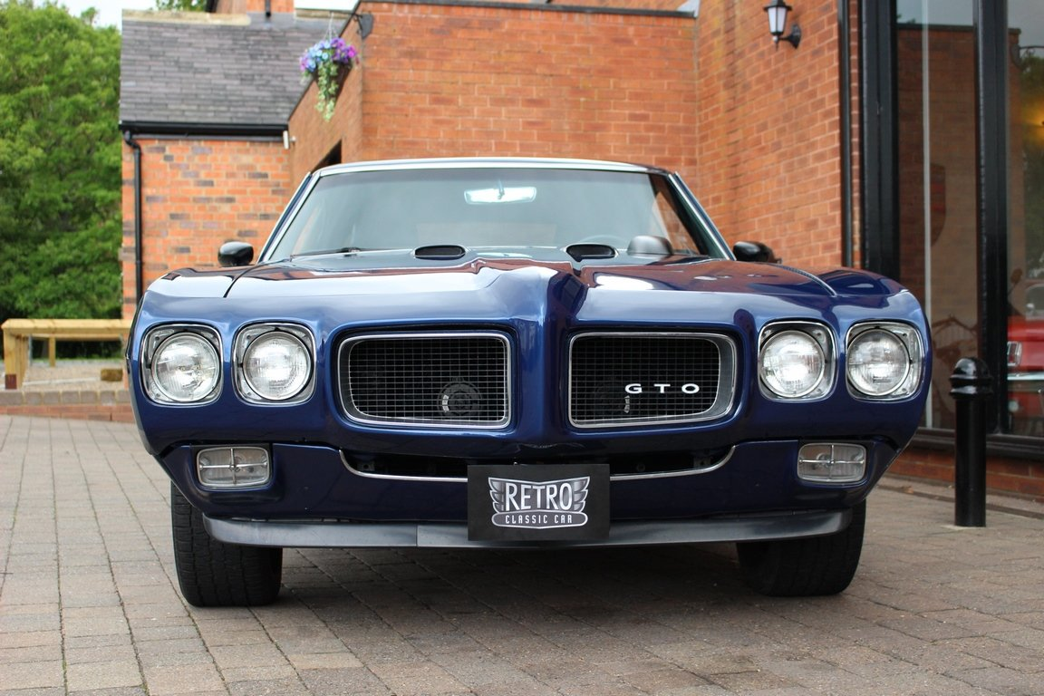 1970 Pontiac GTO 400 6.6 V8  SOLD (picture 2 of 6)