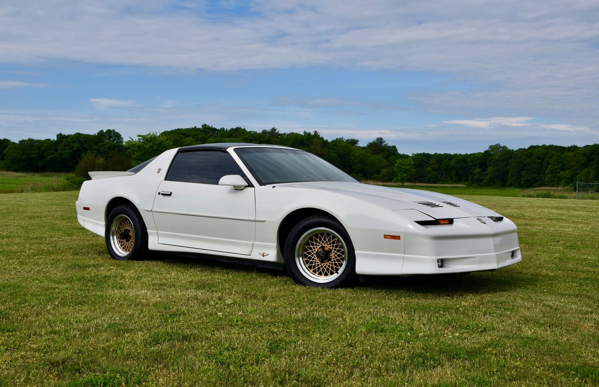 1989 Pontiac Firebird Trans Am 20th Anniversary For Sale (picture 2 of 6)