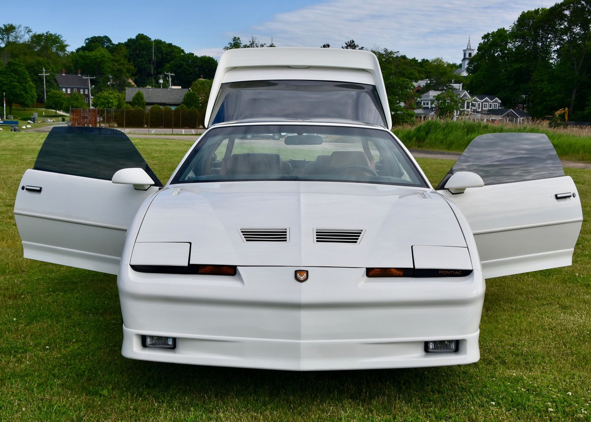 1989 Pontiac Firebird Trans Am 20th Anniversary For Sale (picture 5 of 6)