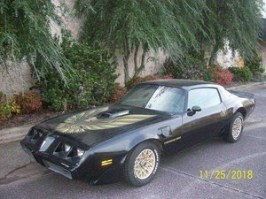 1979 Pontiac Trans Am (Houston, TX) $24,995 obo For Sale