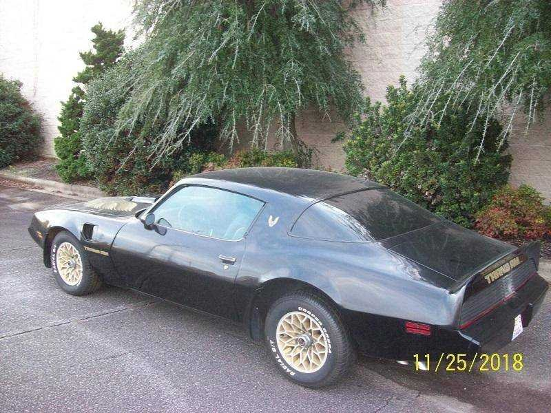 1979 Pontiac Trans Am (Houston, TX) $24,995 obo For Sale (picture 2 of 6)