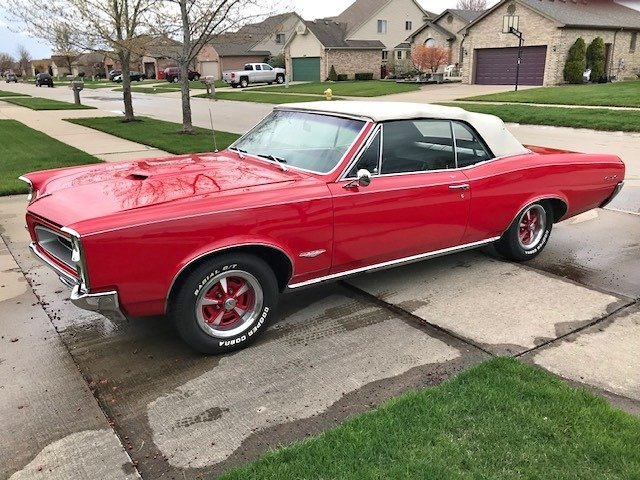 1966 Pontiac LeMans GTO Tribute (Macomb, MI) $34,900 obo For Sale (picture 1 of 5)