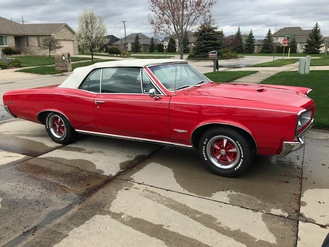 1966 Pontiac LeMans GTO Tribute (Macomb, MI) $34,900 obo For Sale (picture 2 of 5)