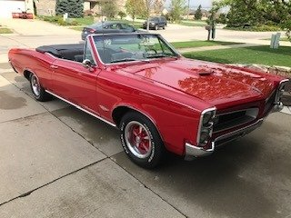 1966 Pontiac LeMans GTO Tribute (Macomb, MI) $34,900 obo For Sale (picture 5 of 5)