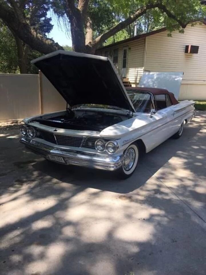 1960 Pontiac Catalna Convertible  For Sale (picture 2 of 6)