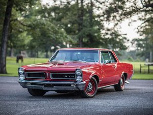 1965 Pontiac Tempest LeMans GTO Hardtop  For Sale by Auction