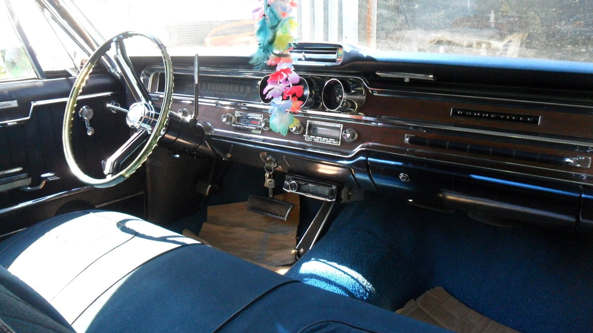 1965 AMAZING FOR SALE PONTIAC BONNEVILLE For Sale (picture 3 of 6)