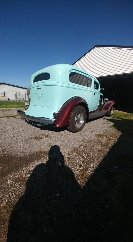1933 Pontiac 601 (Hermitage, Pa) $34,900 obo For Sale (picture 5 of 6)