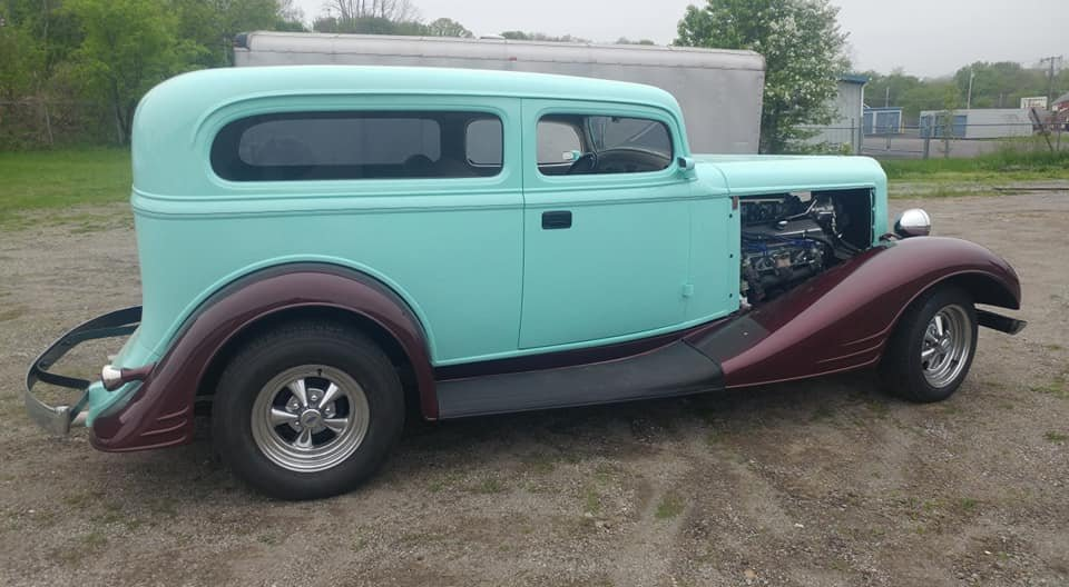 1933 Pontiac 601 (Hermitage, Pa) $34,900 obo For Sale (picture 6 of 6)