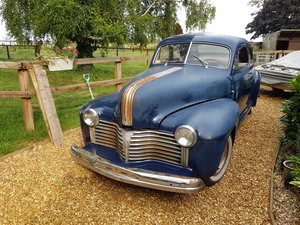 1941 pontiac flat head 3000 coupe  project For Sale