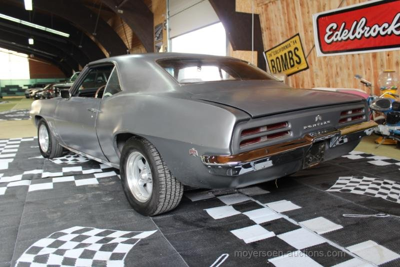 1969 PONTIAC Firebird 350 For Sale by Auction (picture 3 of 6)