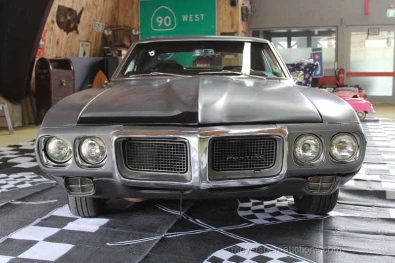 1969 PONTIAC Firebird 350 For Sale by Auction (picture 6 of 6)
