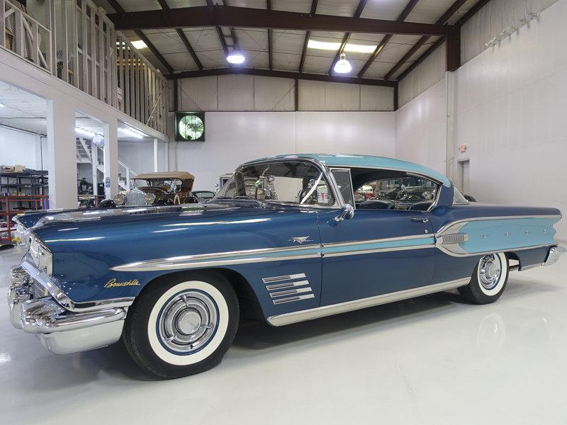1958 Pontiac Bonneville Sport Coupe For Sale (picture 1 of 6)