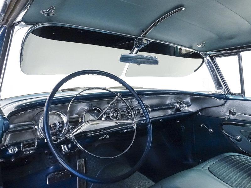 1958 Pontiac Bonneville Sport Coupe For Sale (picture 3 of 6)
