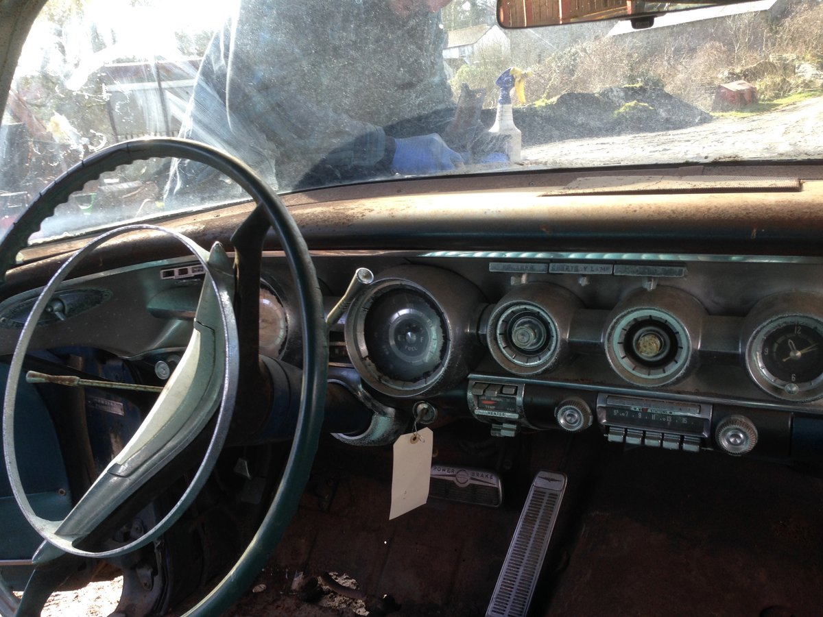 rare 1958 tripower bonneville For Sale (picture 3 of 6)