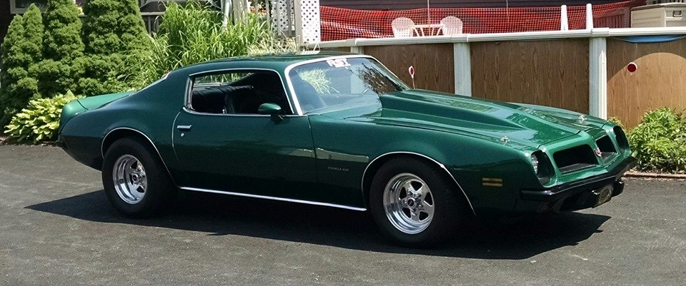 1974 Pontiac Firebird Formula 455 (Lansdale, Pa) $34,900 obo For Sale (picture 1 of 5)