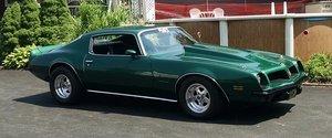1974  Pontiac Firebird Formula 455 (Lansdale, Pa) $34,900 obo
