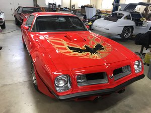 1975 Pontiac Firebird - Lot 634 For Sale by Auction