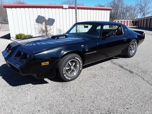 1979 Pontiac Firebird Trans Am  For Sale by Auction