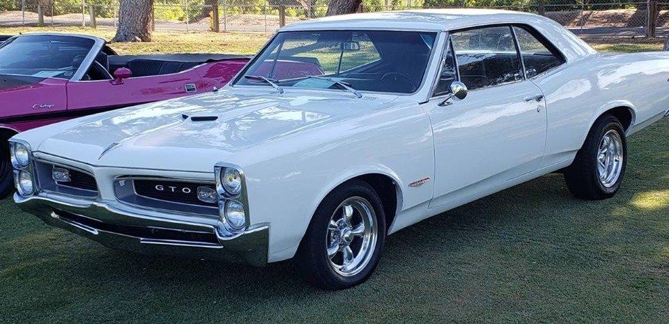 1966 Pontiac GTO (Modesto, CA) $44,900 obo For Sale (picture 1 of 6)