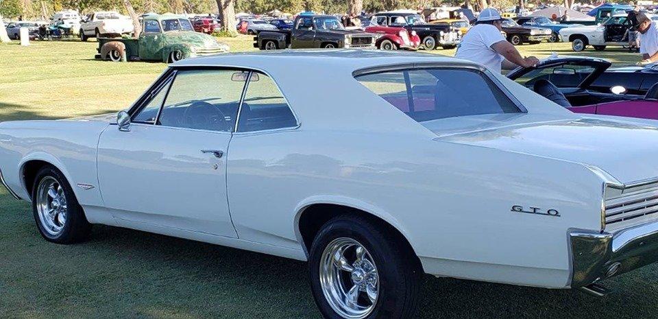 1966 Pontiac GTO (Modesto, CA) $44,900 obo For Sale (picture 2 of 6)