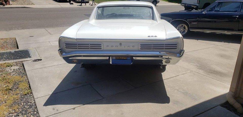 1966 Pontiac GTO (Modesto, CA) $44,900 obo For Sale (picture 5 of 6)