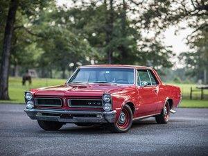 1965 Pontiac Tempest LeMans GTO Hardtop  For Sale by Auction