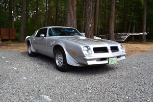 1976 Pontiac Trans Am - Lot 611 For Sale by Auction