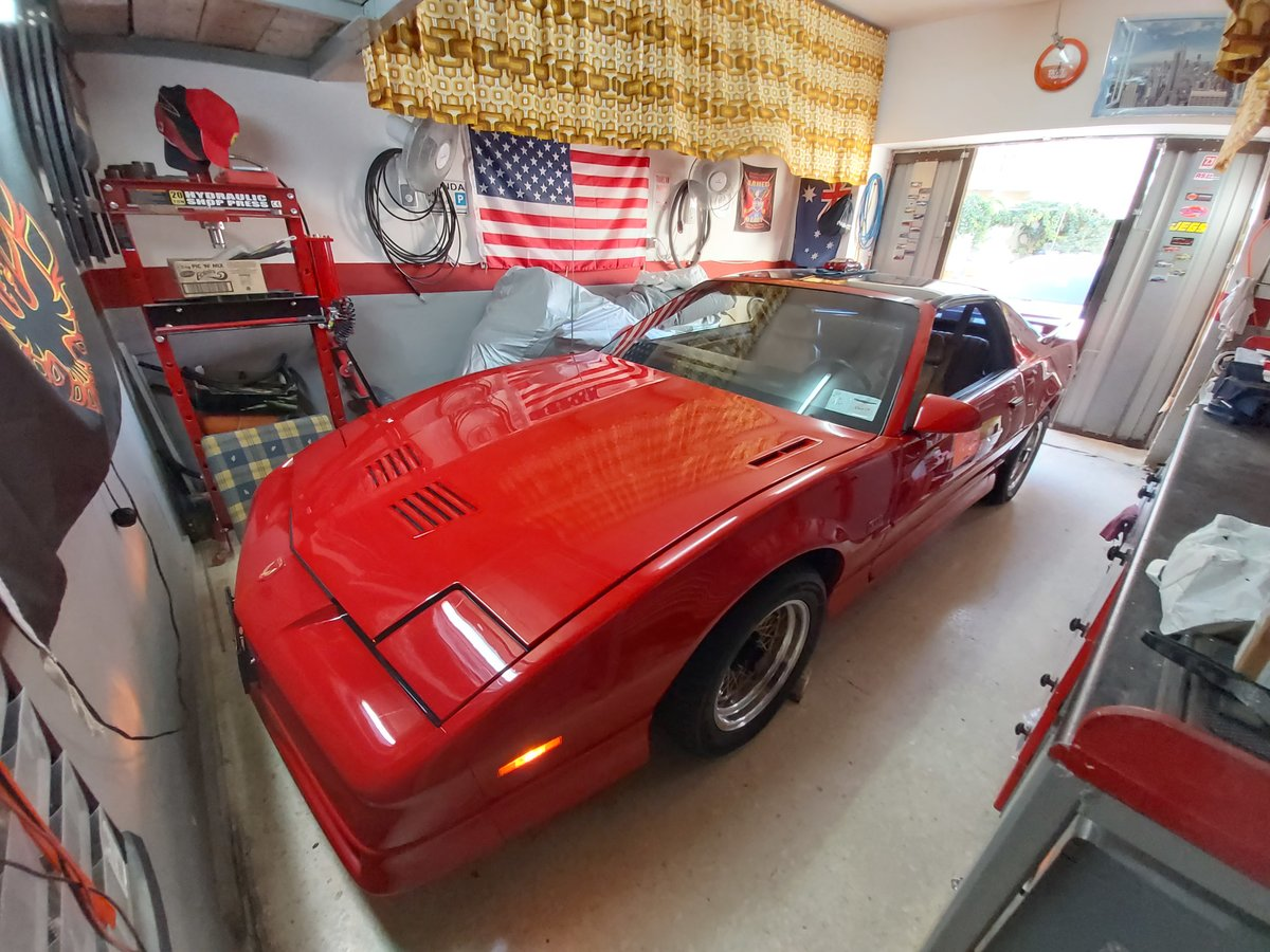 1989 An American Muscle Car for the American Enthusiast For Sale (picture 1 of 6)