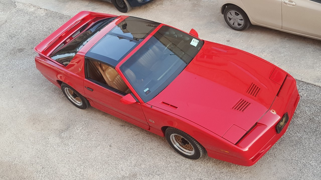 1989 An American Muscle Car for the American Enthusiast For Sale (picture 5 of 6)