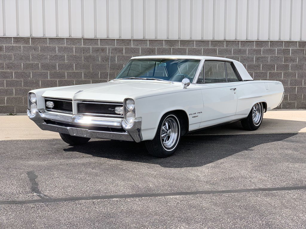 1964 Pontiac Grand Prix  For Sale by Auction (picture 1 of 6)