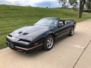 1986 Pontiac Firebird Trans Am by Auto-Form For Sale by Auction