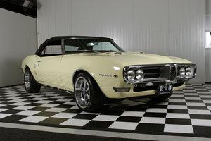 1968 68 Pontiac Firebird 400!, convertible, numb.match & restored
