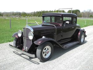 1931 Pontiac Coupe Custom  For Sale by Auction